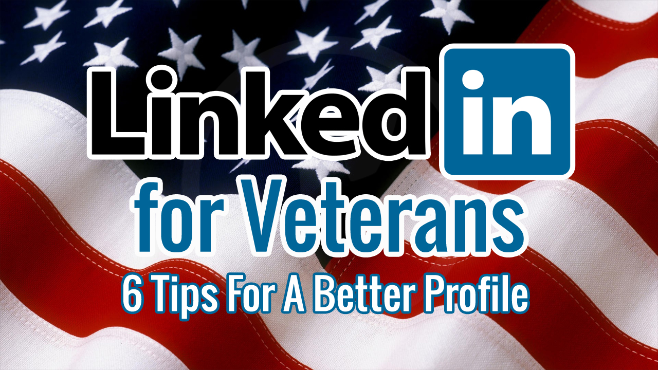 professionalism jamison vann linkedin for veterans guide